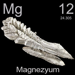 Image result for MAGNEZYUM ELEMENTİ