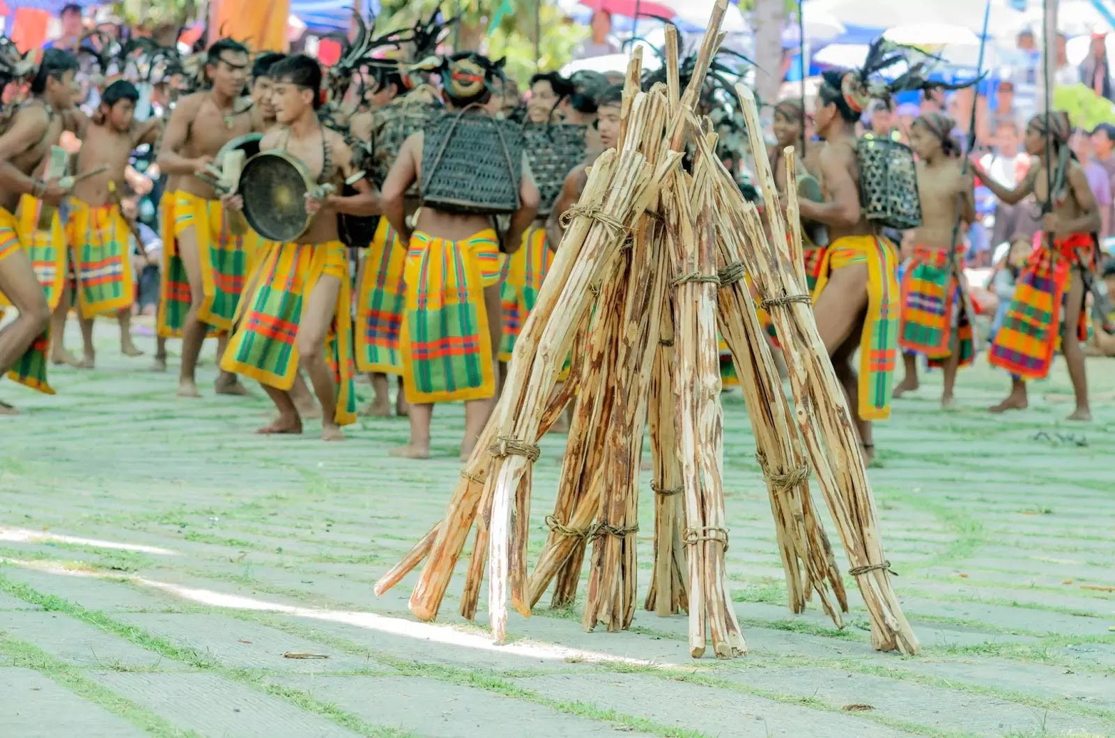 Ties That Bind Ethno-Indigenous Cultural Presentation 13th Lang-Ay Festival Bontoc Mountain Province Cordillera Administrative Region Philippines