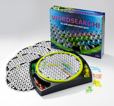 Wordsearch Review and Giveaway