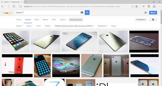Cara Mencari Gambar yang Legal di Google
