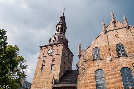 Catedral de Oslo. Noruega