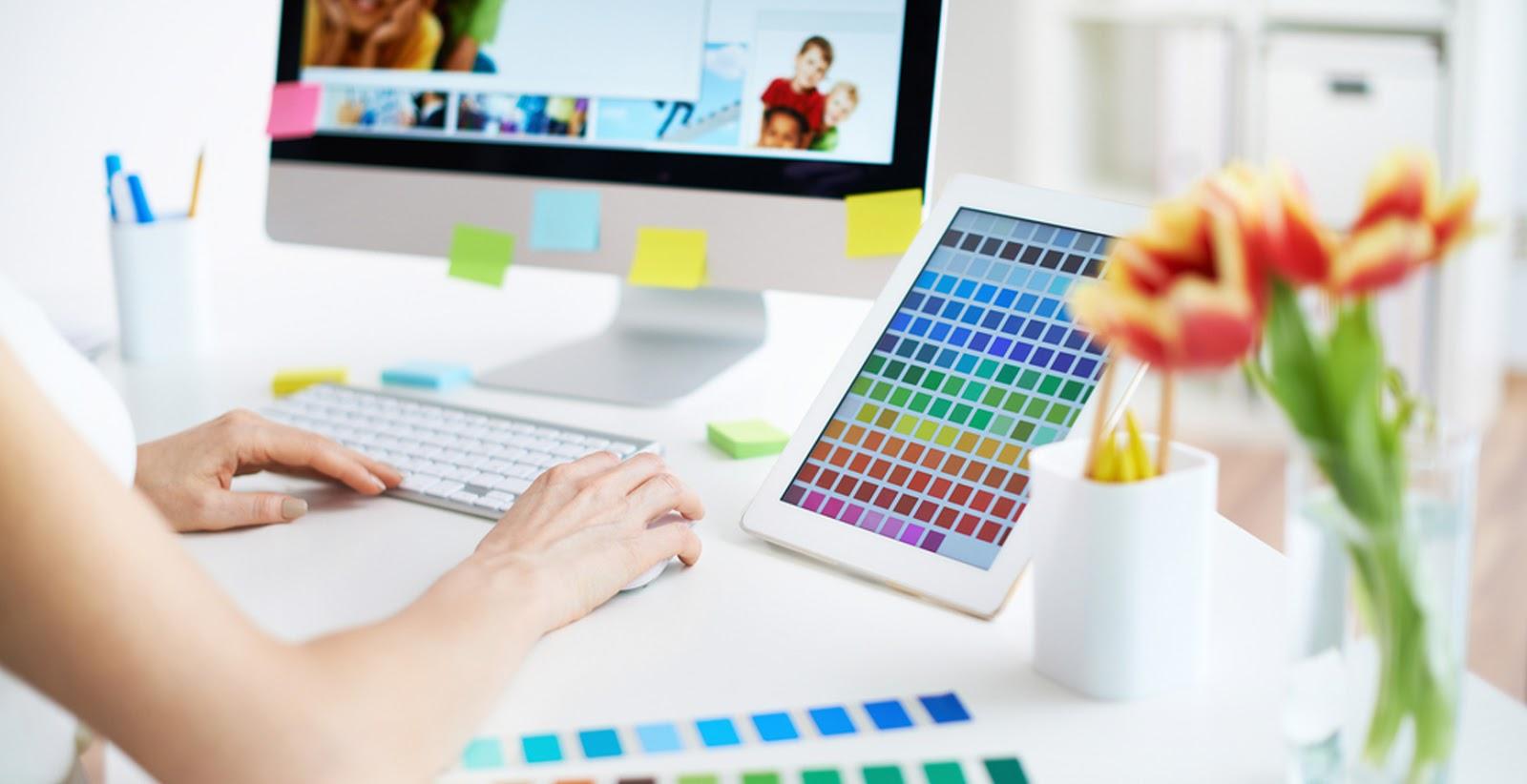 Termo Virtual Web Designer O Que Faz Onde Estudar E Qual O Salario