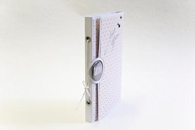 Minibook mit Augustkit danipeuss