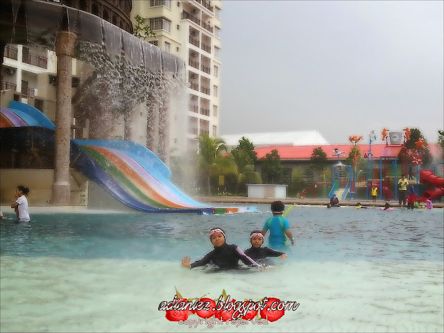 WATERPARK BAYOU LAGOON RESORT, BUKIT KATIL