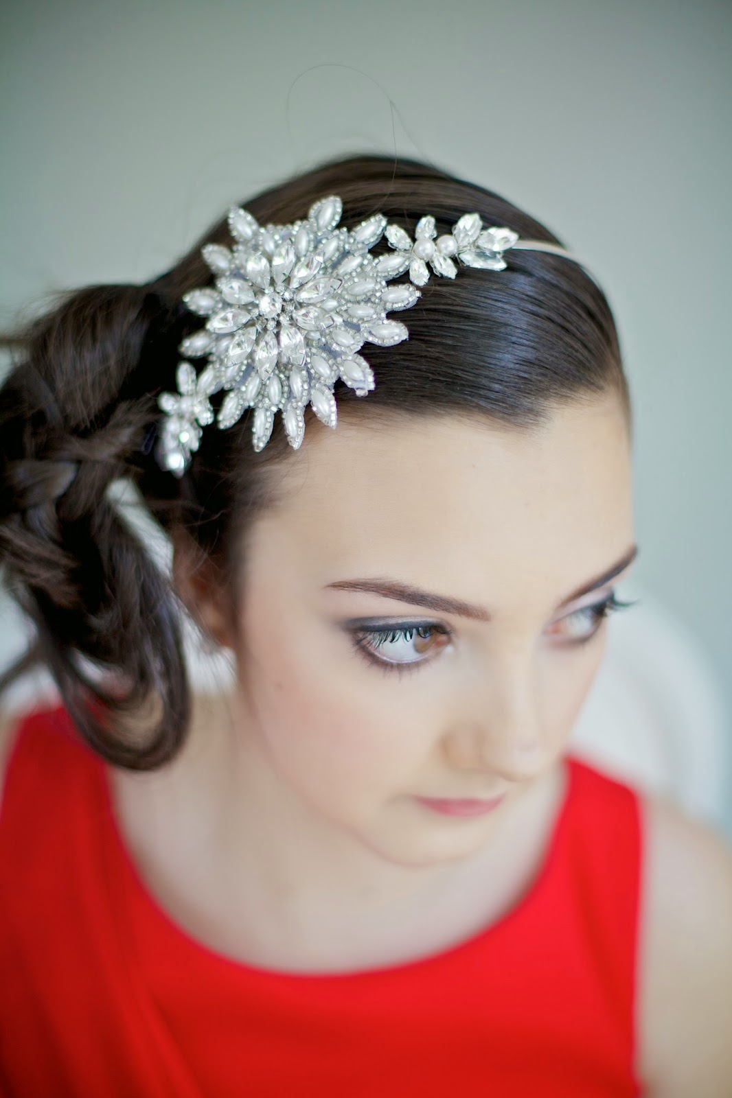 Bridal hair accessories and Jewellery vintage unique award ...