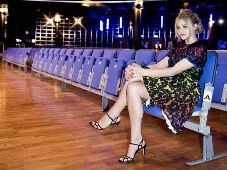 Chloe Grace Moretz legs