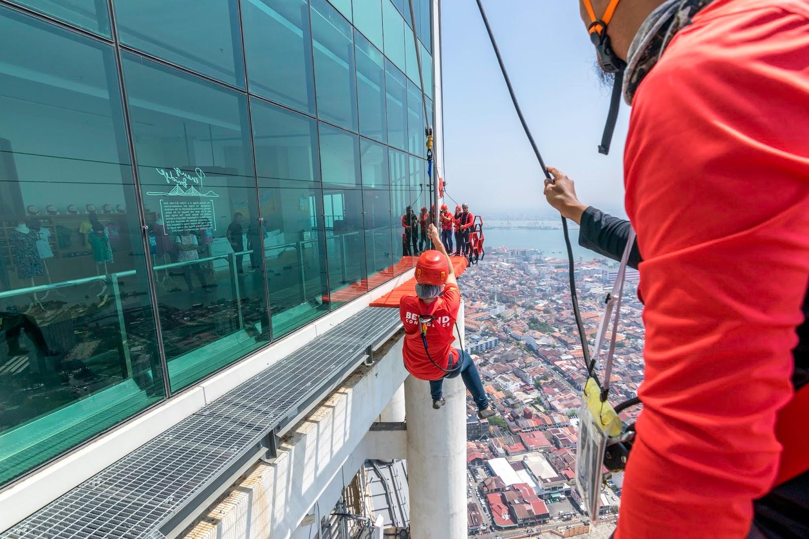 The Gravityz @ The Top, Komtar, Penang