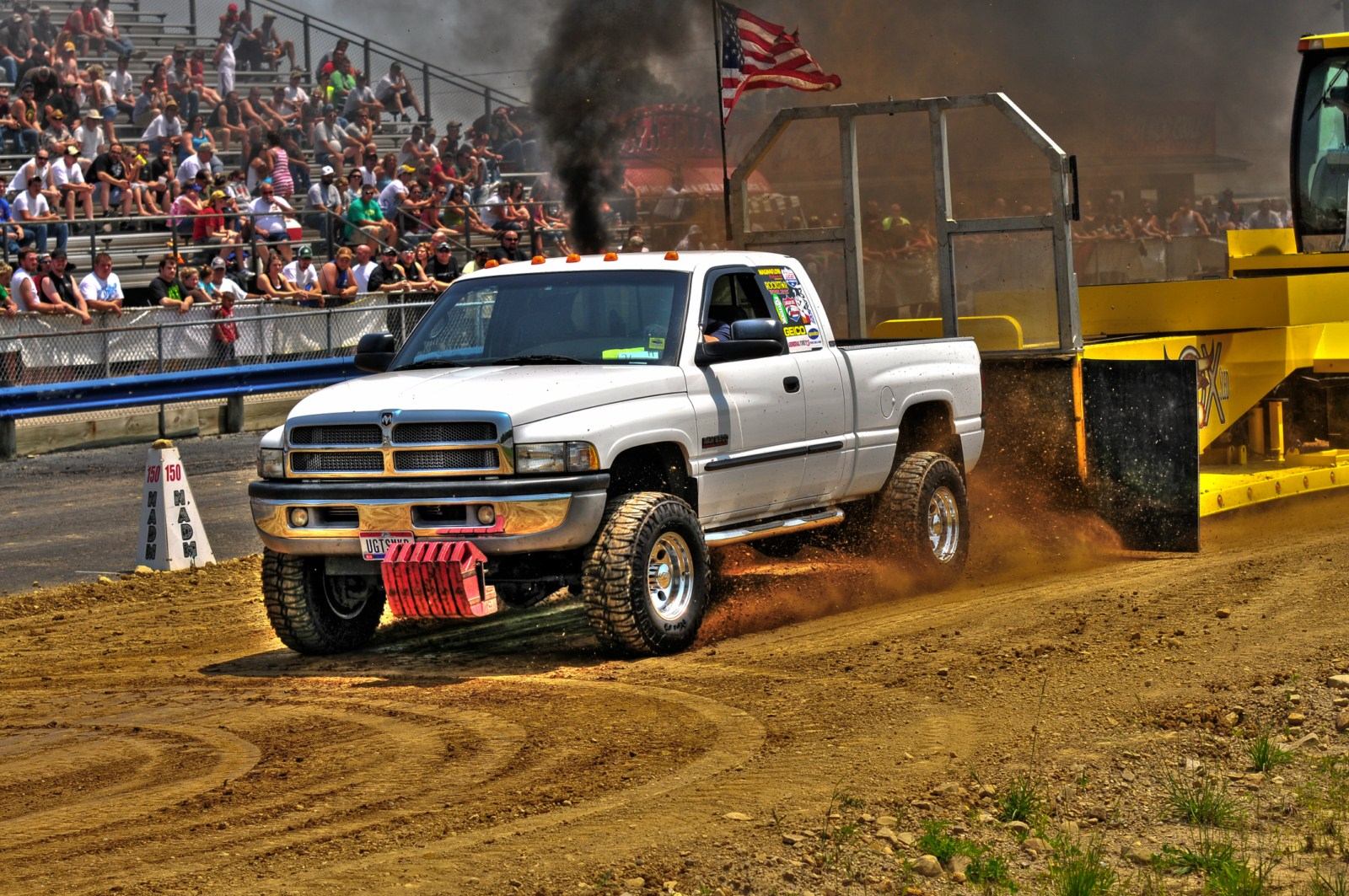 Diesel Motorsports: What Classes are running - sled pulling