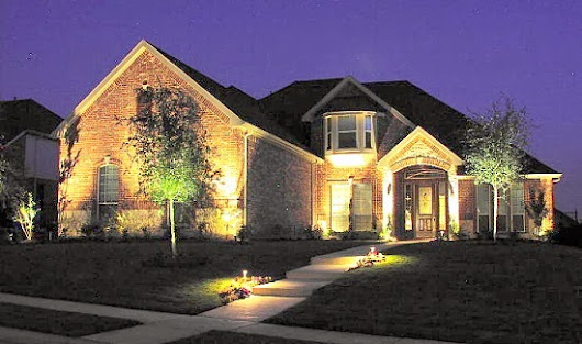 Your Home's Evening Look. Selling/Staging tips for Making Your House Buyer Ready Day or Night