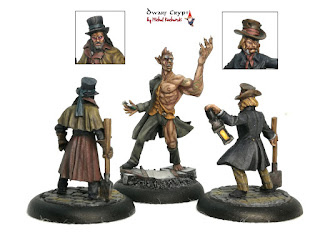 [EN/PL] Strange Case of Dr Jekyll and Mr Hyde and… / Doktor Jekyll i pan Hyde i.. (Grabblecast Modular Stone Wall)
