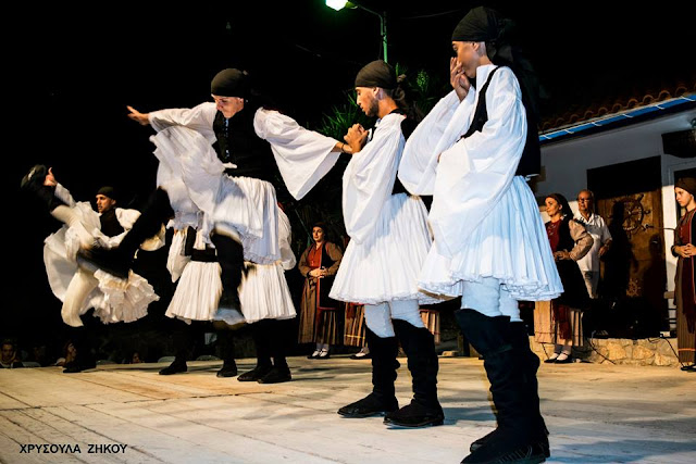 Ο Χορευτικός Σύλλογος Αργολίδας του Δήμου Επιδαύρου σε διήμερο φεστιβάλ στην Κρήτη