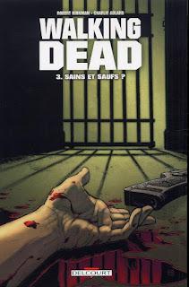 Walking Dead 3 couverture