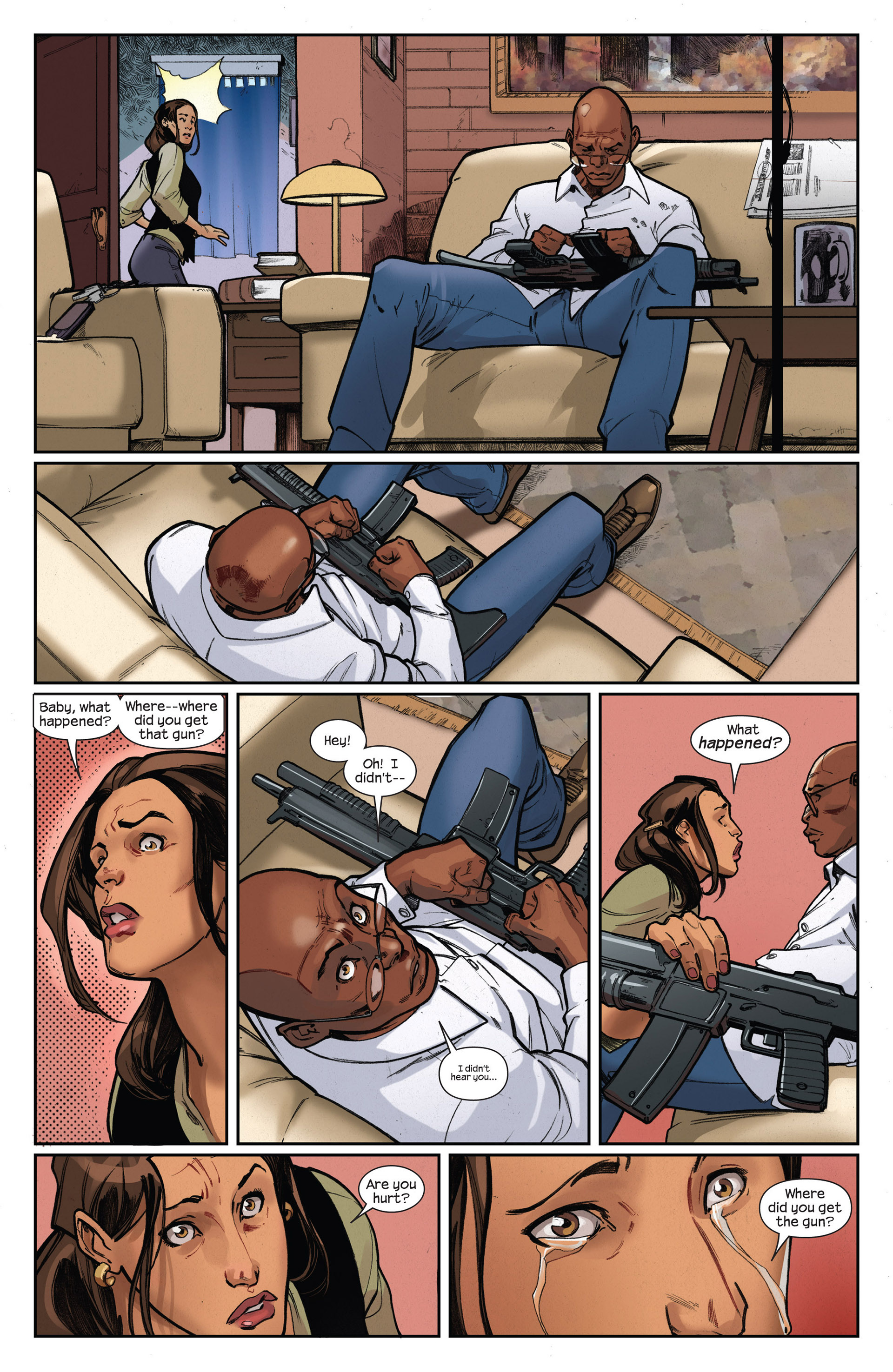 Read online Ultimate Comics Spider-Man (2011) comic -  Issue #17 - 18
