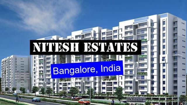 Nitesh Estates Bangalore India