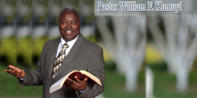 Image result for Pastor W.F Kumuyi