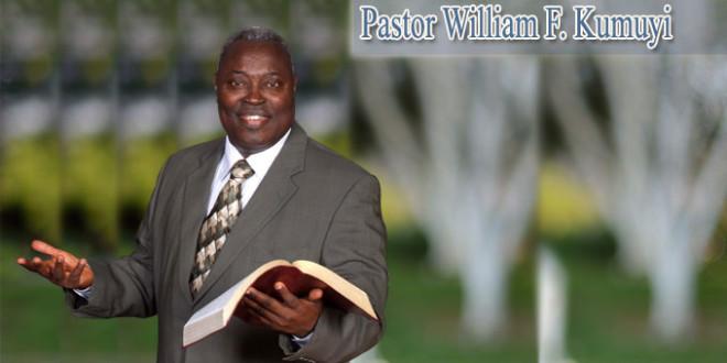 Image result for Pastor W.F Kumuyi