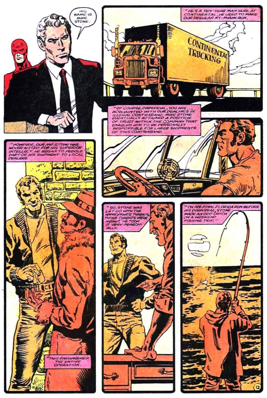 Daredevil (1964) 224 Page 12