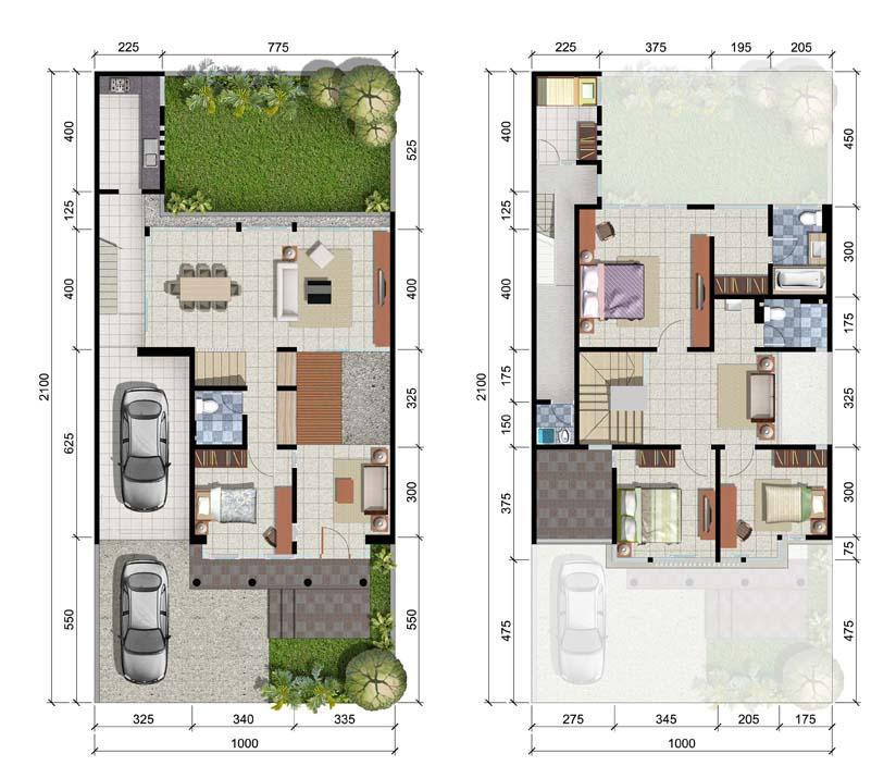 CitraLand - Type Maple ~ House Advisor CitraLand Surabaya ...