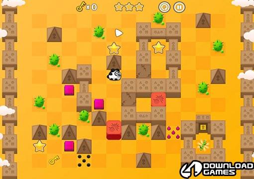 لعبة الاطفال الخفيفة باندا Panda Chunky كاملة ومجانية