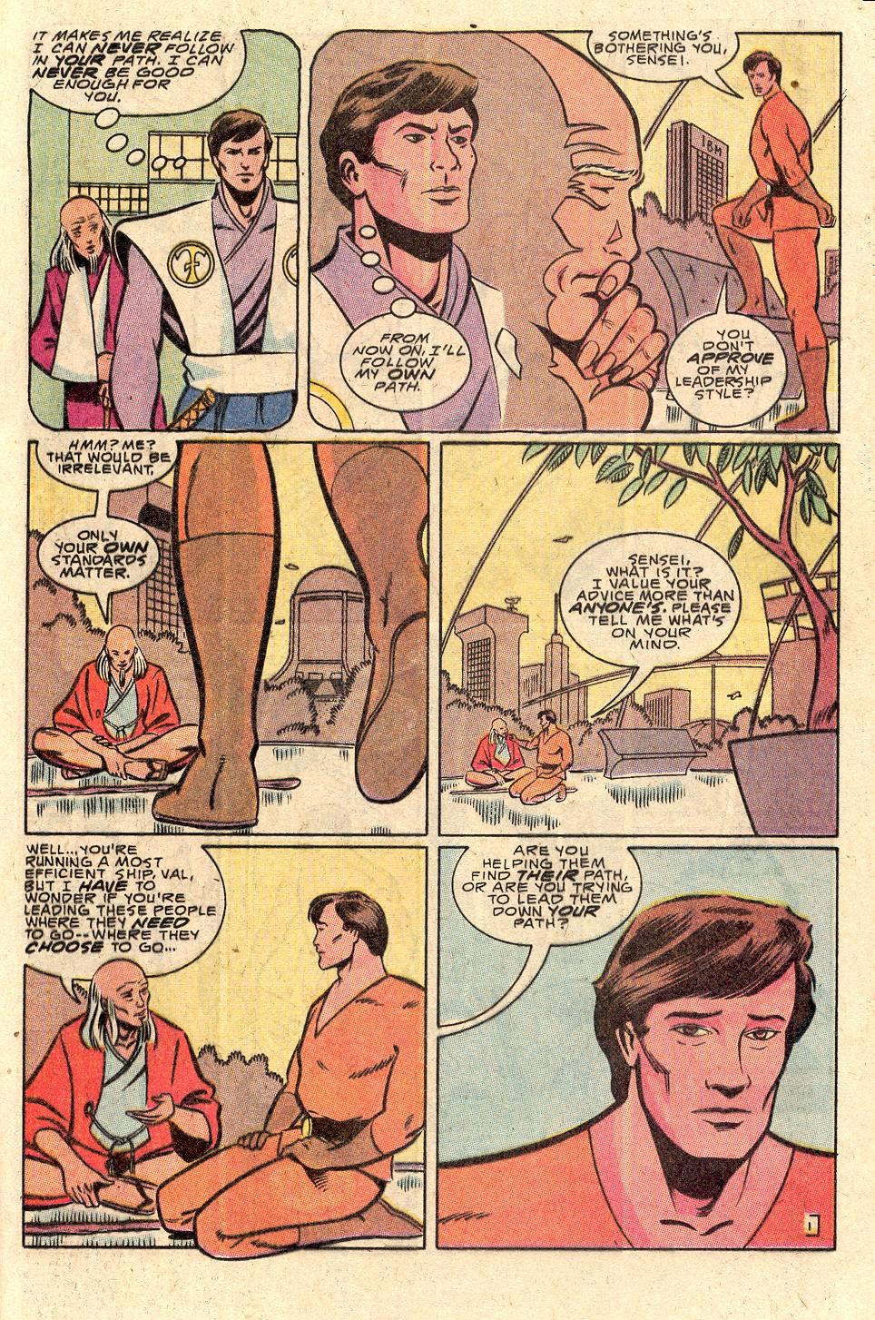 Read online Secret Origins (1986) comic -  Issue #47 - 24