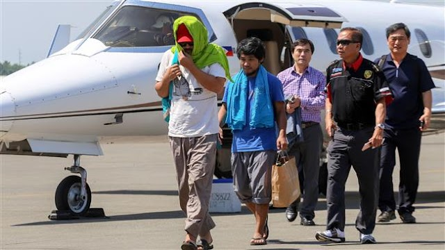 South Korean, Philippine hostages released by militants: Manila