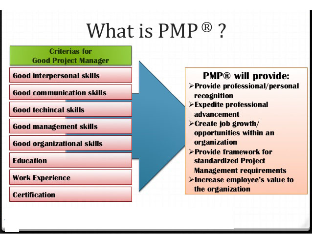 Best College in UAE: Why PMP Certification Is Must for Responsible ...