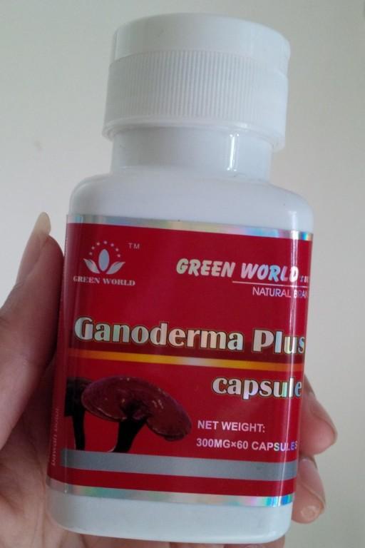 Ganoderma Plus Capsule Di Apotik