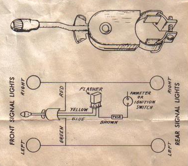 Hot Rod Confidential: Turn Signal Wiring Diagrams