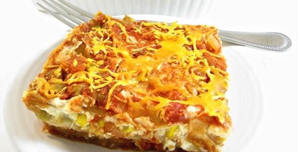 Skinny Lasagna Ole