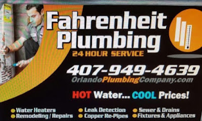 24 Hour Affordable Emergency Orlando Plumber Services