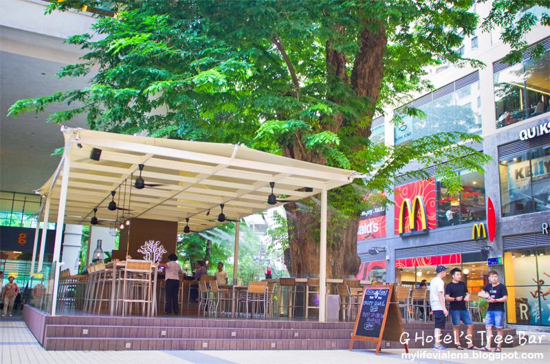 我的故摄生活: 【Penang Bar】Tree Bar - Not just a tree, it's