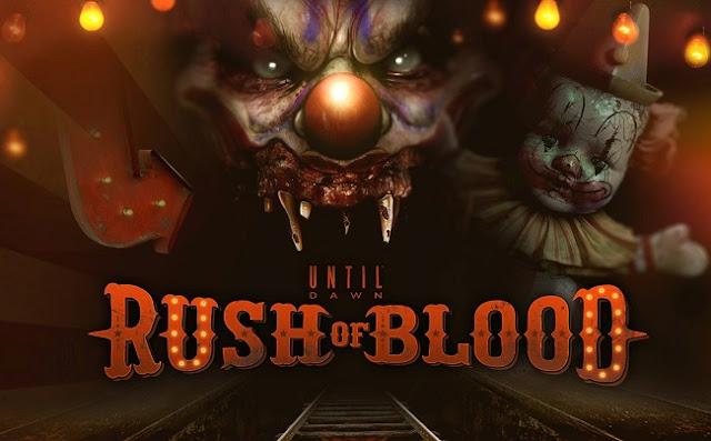 Until Dawn Rush of Blood Review