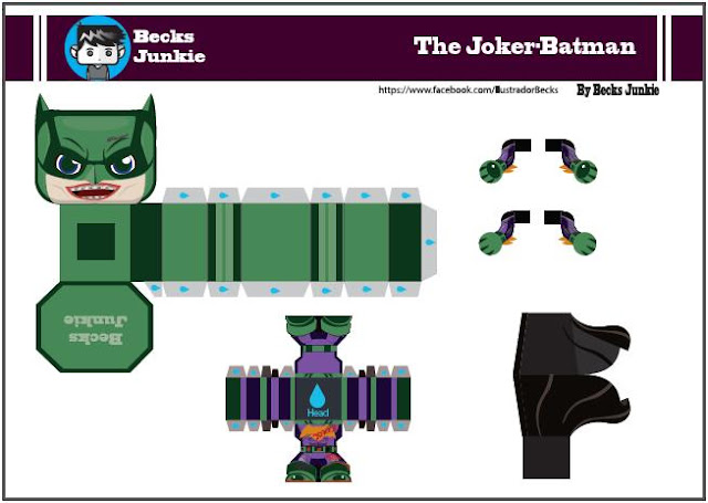 batman joker essay Read this full essay on the joker the identity and  they, somehow, complete  each other, as the joker replies to batman: why would i kill you what would i.