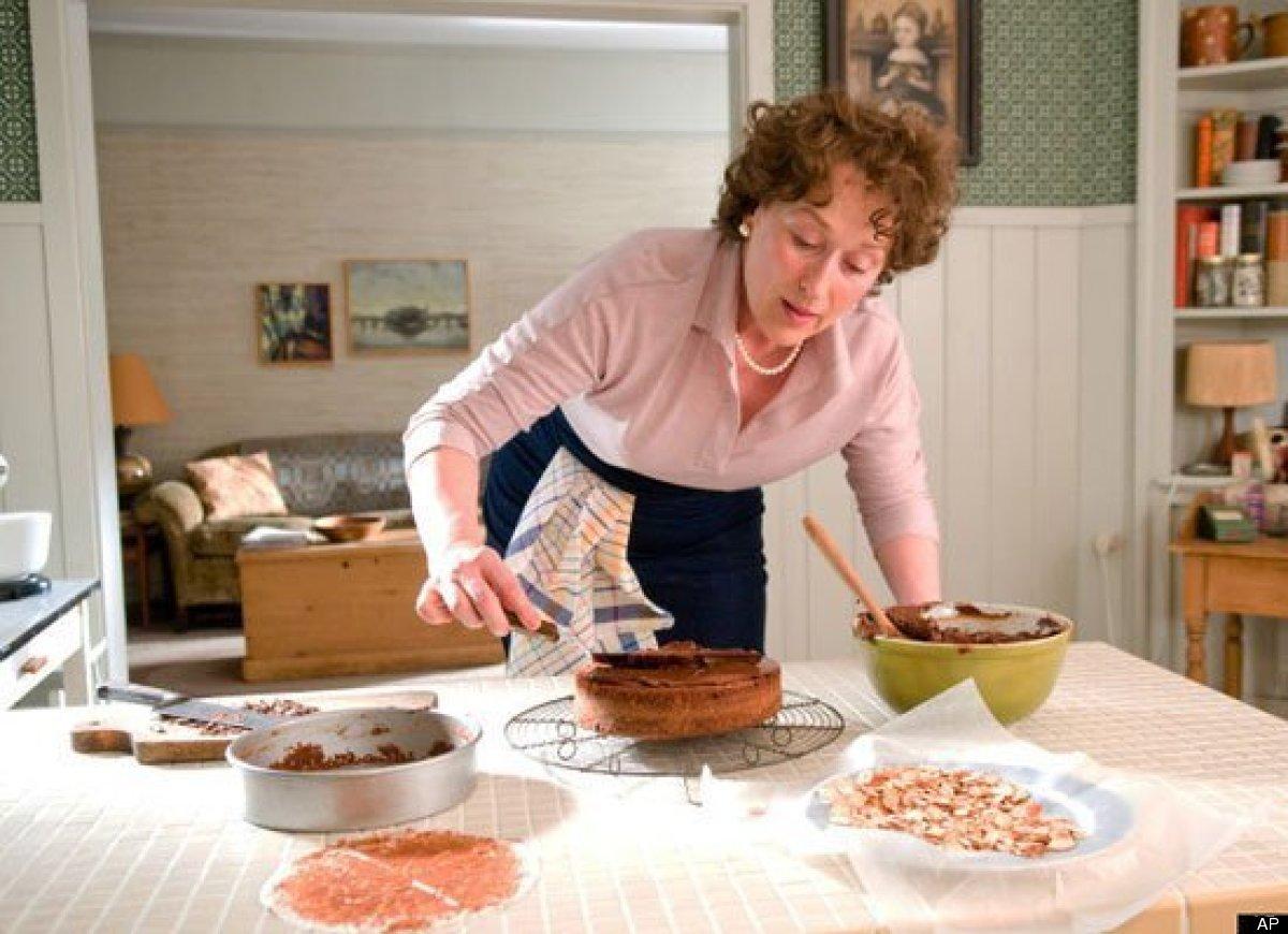 Consider me inspired celebrating - Julia child cooking show ...