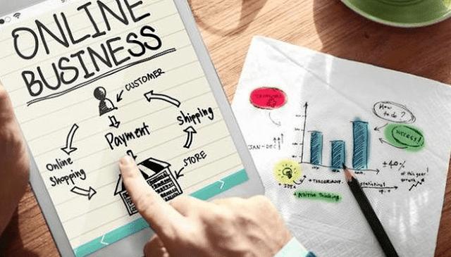 Tahapan Menjalankan Bisnis Online