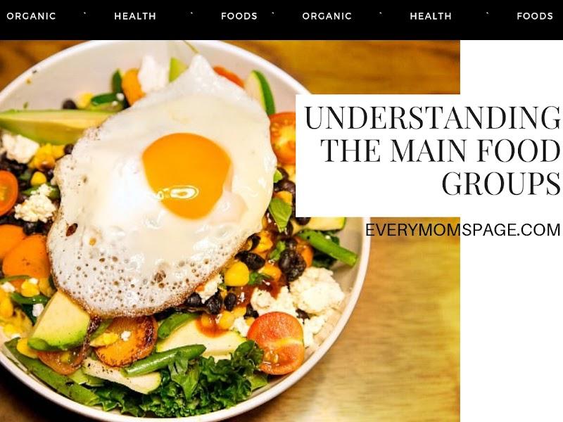 Understanding the Main Food Groups