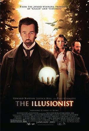 The Illusionist (2006) BluRay 720p