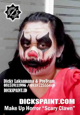face painting badut jakarta