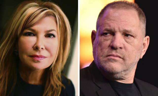 CBS Films president Terry Press Marx said today in a Facebook post that she would resign her membership with the Academy of Motion Picture Arts and Sciences if the Oscar organization didn't remove Harvey Weinstein. She is among the first to publicly call on the movie academy to jettison Weinstein from its ranks, and comes a week after the first of several bombshell exposés alleging Weinstein carried out decades of sexual harassment and abuse against women.