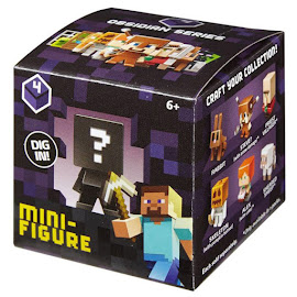 Minecraft Series 4 Steve? Mini Figure