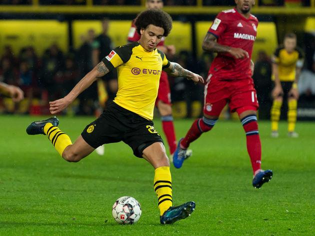 Witsel Percaya Dortmund Ungguli Bayern pada Perburuan Trofi