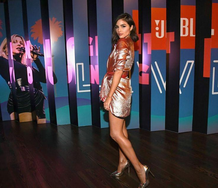 Олівія Калпо на JBL Fest 2018 в Лас-Вегасі.