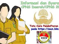 Informasi Resmi SSCN BKN Jadwal Pendaftaran, Tata Cara, dan Syarat CPNS 2018 Dari Menpan-RB