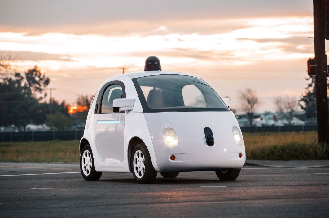 Why Autonomous Car Makers Are Looking To The Skies For Guidance