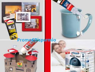 Logo Henkel e Conad ti regalano buoni spesa da 100 euro