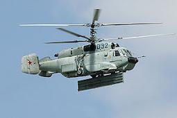 Ngeri, India Kembali Beli 10 Helikopter Ka-31 dari Rusia