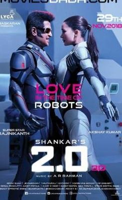 I robot full movie free download in hindi 480p | Robot 2 0