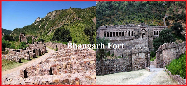 Bhangarh Fort Story - Most Haunted Place in India