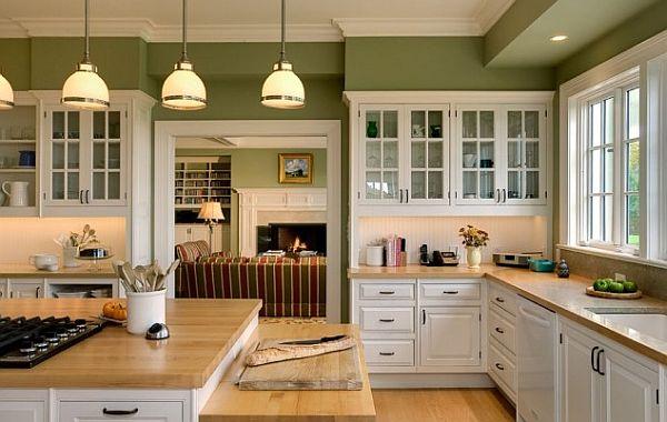 Ni Pilihan Dapur Saya Semua Tentang Dari Warna Dinding Kabinet Dan Susun Atur Layout Sangat Cantik