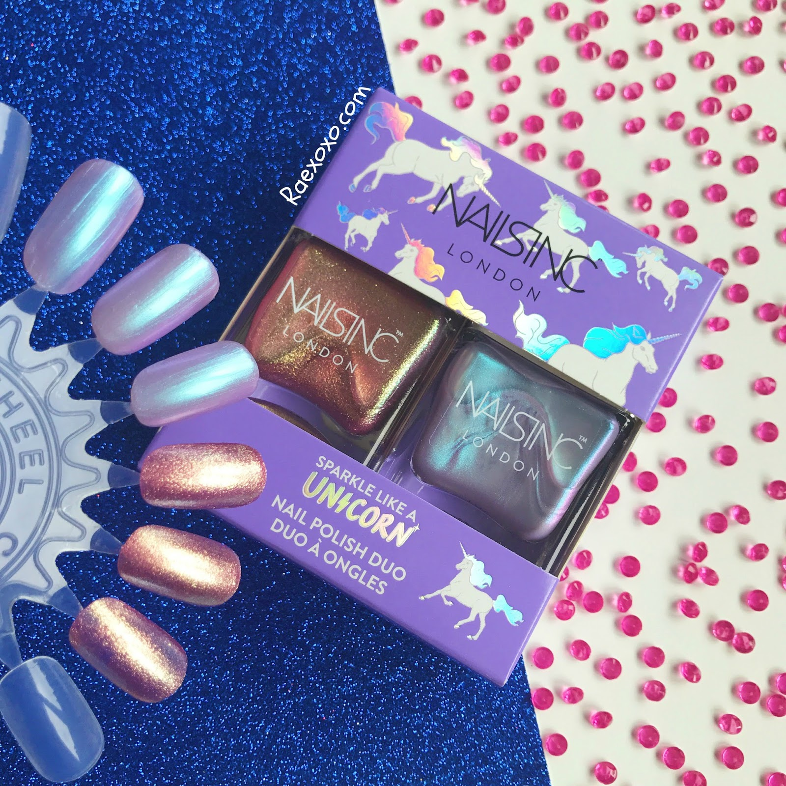 Nail Escapades Polishers Inc: Nails Inc Sparkle Like A Unicorn